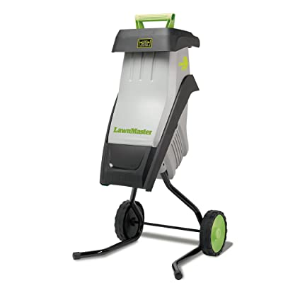 LawnMaster Electric FD1501 Chipper Shredder