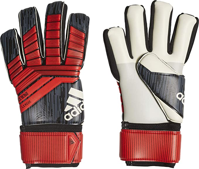 discount shop great fit latest discount adidas Predator League Goalkeeper Gloves: Amazon.co.uk: Clothing