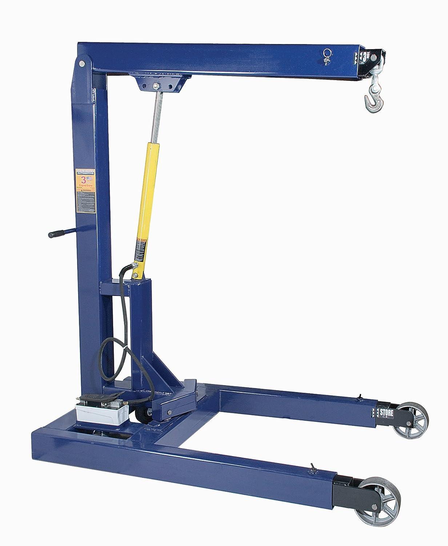 hein-werner hw93806 azul motor grúa - 3 Ton Capacidad: Amazon.es: Coche y moto