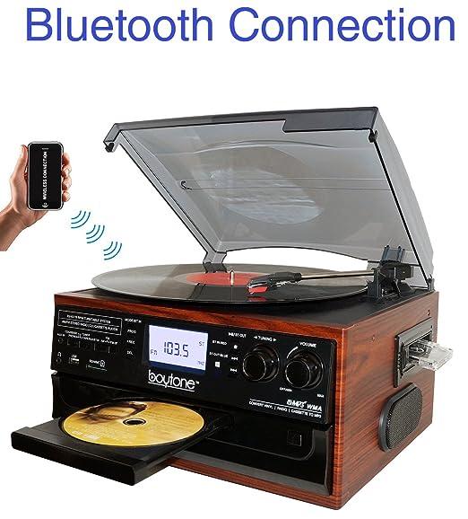 Amazon.com: Boytone BT-22M, reproductor de grabación ...