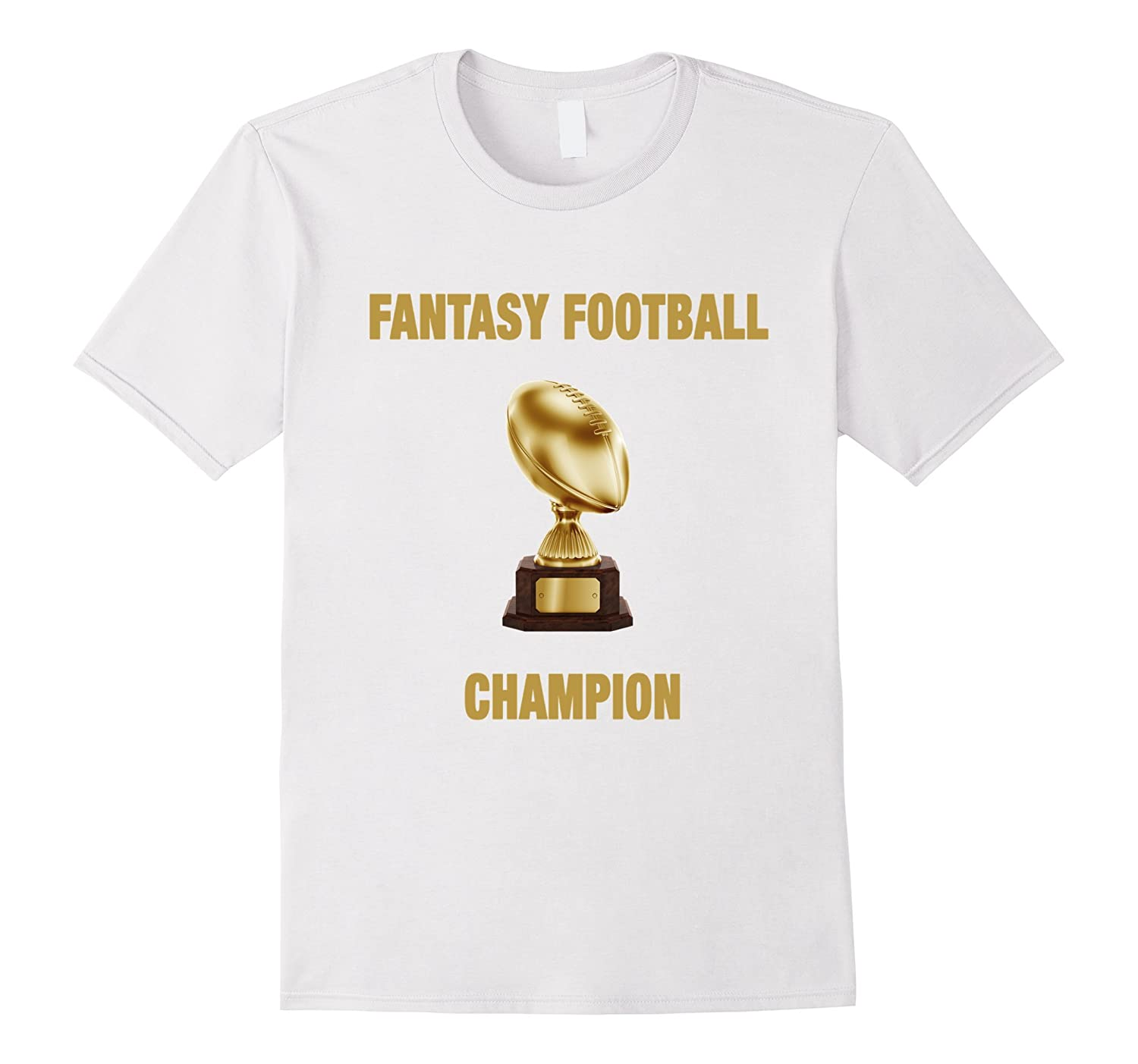 Fantasy Football Champion Ff Tee Shirt Art Artvinatee
