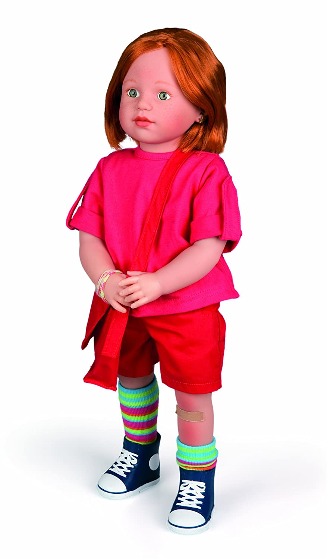 Zapf 930007 - Hexe Lilli Puppe, 50 cm: Amazon.de: Spielzeug