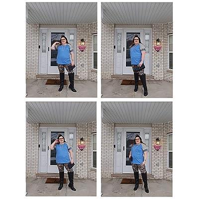 RAELBROOK 72991 BLUE//TURQ STRIPE SHORT SLEEVE SHIRT 2XL 3XL 4XL