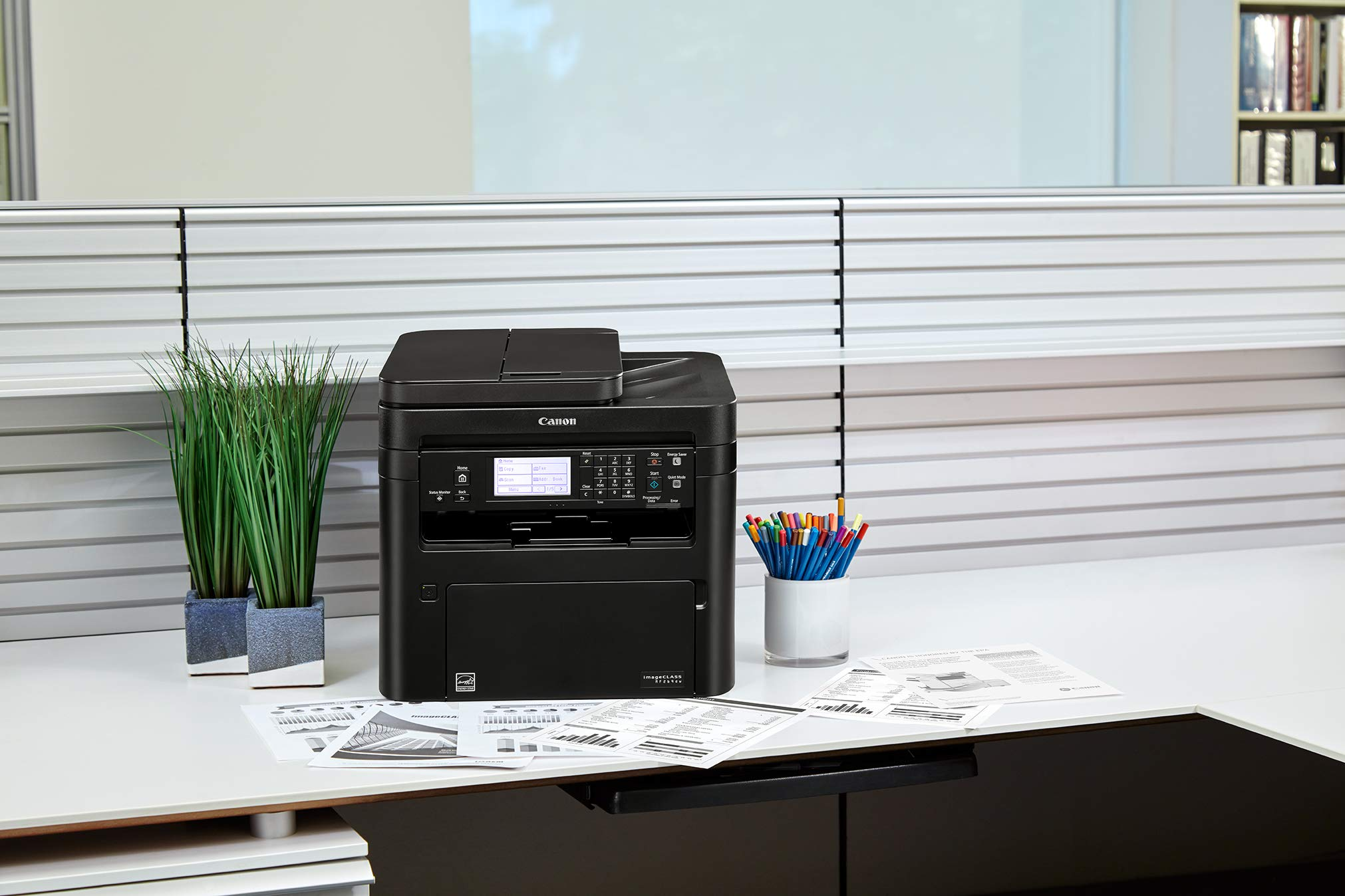 Canon imageCLASS MF269dw VP - All in One, Wireless, Mobile Ready, Duplex Laser Printer (Comes with 2 Year Limited Warranty) by Canon (Image #2)