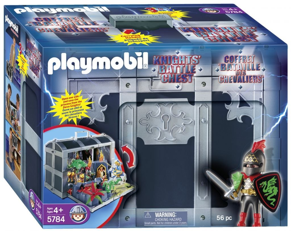 PLAYMOBIL® - Knight´s Battle Chest Rittertruhe zum Mitnehmen