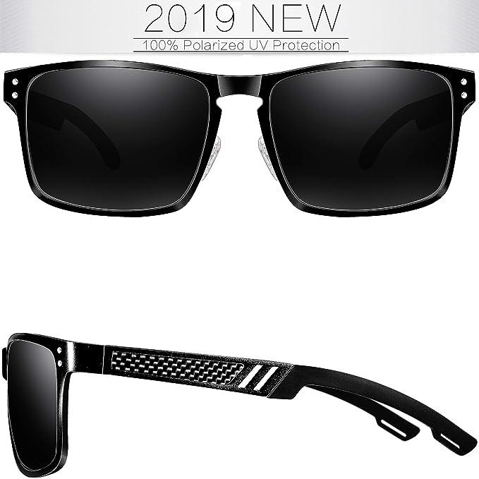 Amazon.com: ATTCL - Gafas de sol polarizadas con protección ...