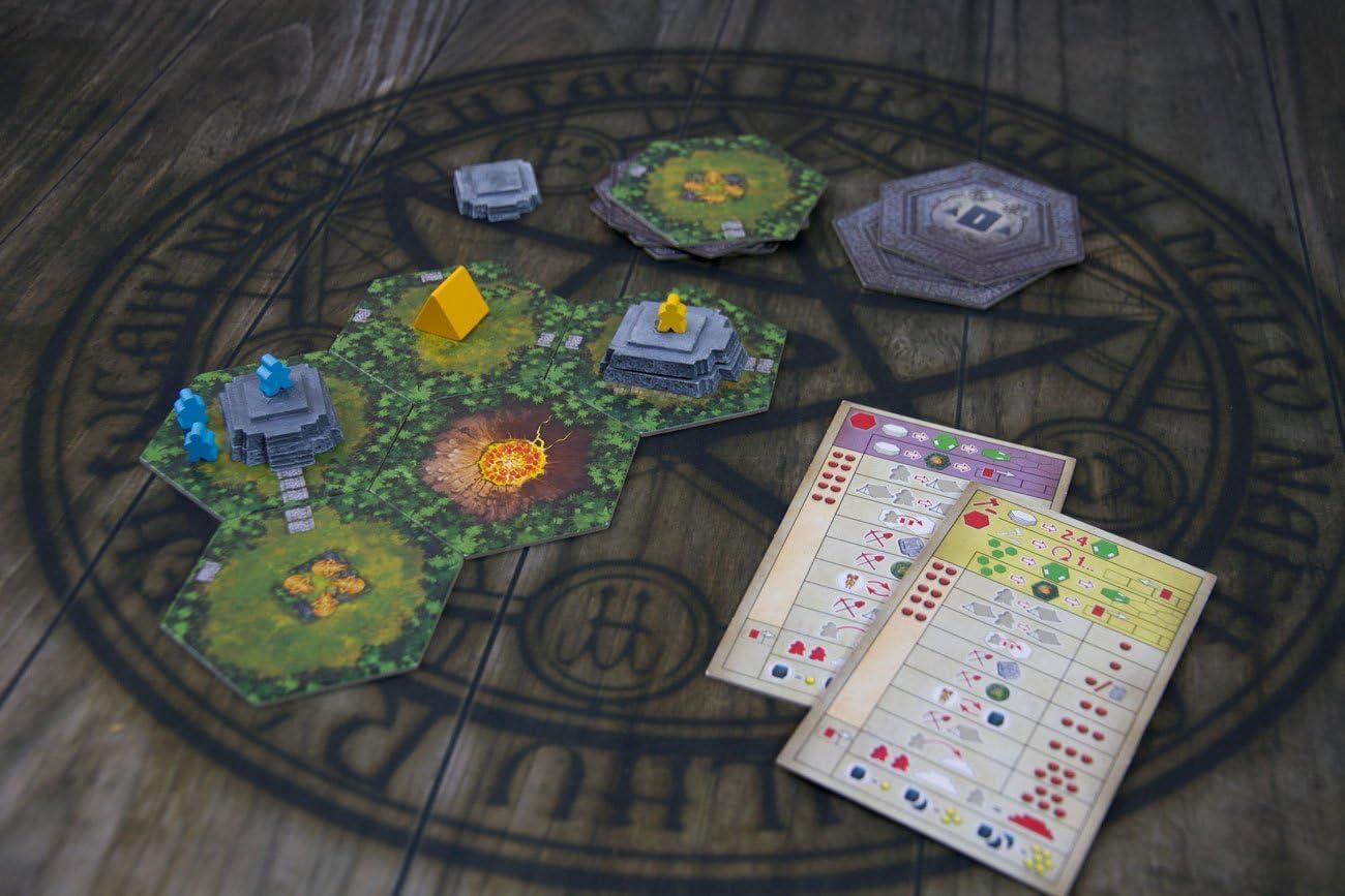 Tapete de Neopreno 140x80 cm - Mesa Lovecraft: Amazon.es: Juguetes y juegos