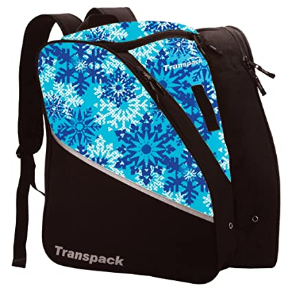 c4d649254a Image Unavailable. Image not available for. Color  Transpack Edge Junior  Ski Boot Bag ...