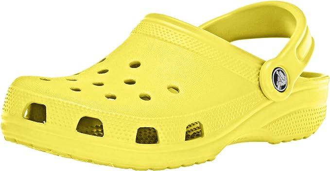 Crocs Classic Unisex Clogs Mens Womens Beach Shoes Sandals Slip Ons Black Navy