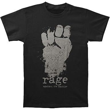 Amazon.com: Rage Against The Machine Soft T-Shirt: Novelty T ...