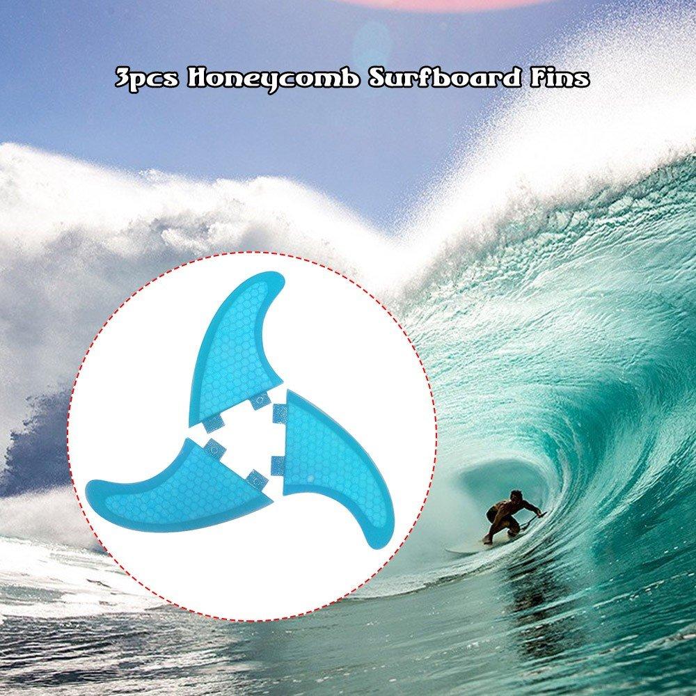 Wellenreiten Surf Finnen Surfboard Fin Zoll