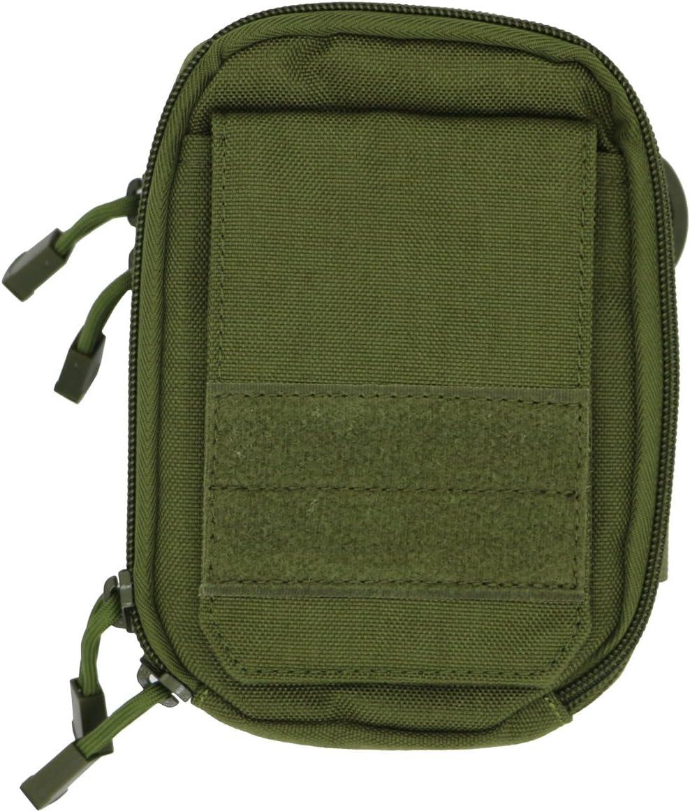 Verde Oliva LefRight multiprop/ósito t/áctico de Molle Bolso de la Cintura Bolsa de la pistolera Combinado Utilidad Correa de liberaci/ón r/ápida Desmontable