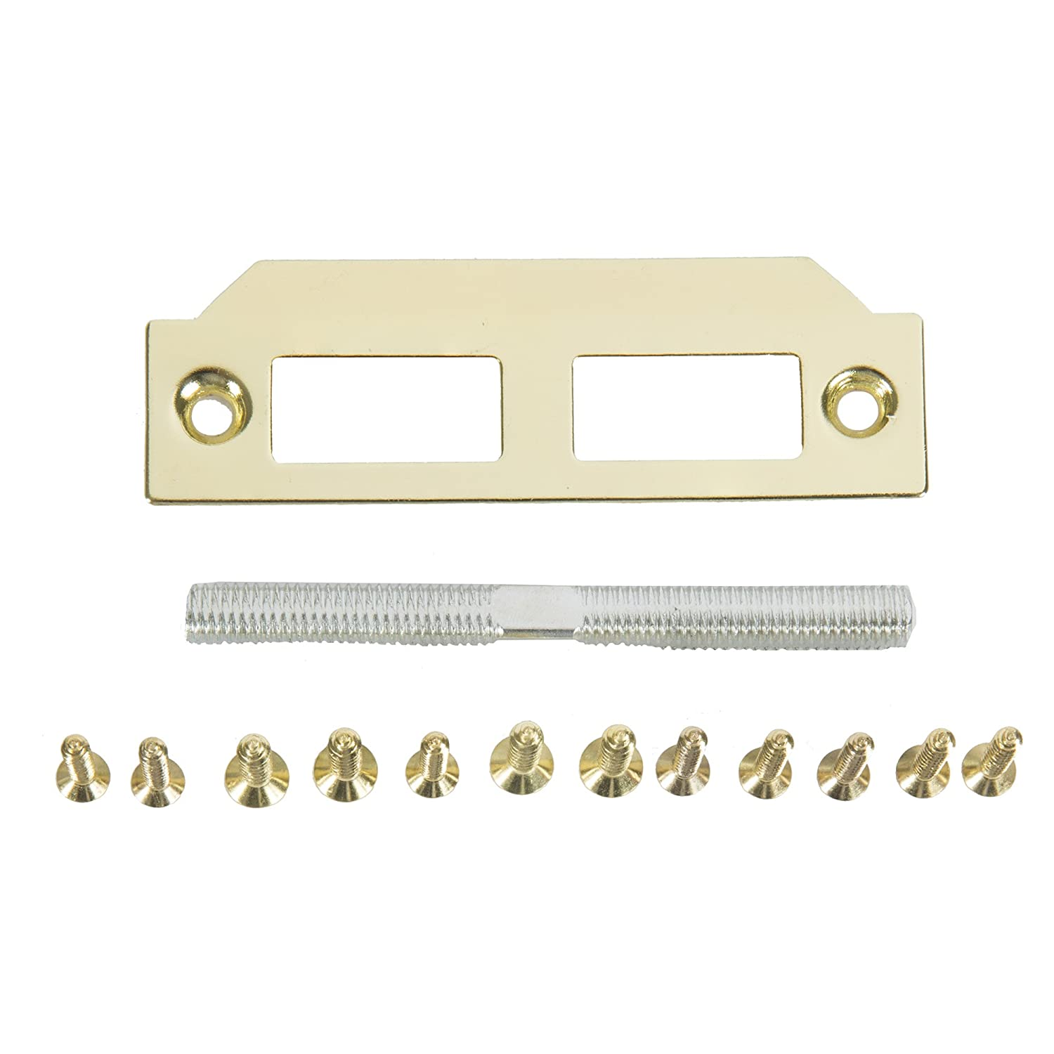 Old Time Mortise Lock Crystal Knob Set Skeleton - Cabinet And Furniture Hinges - Amazon.com