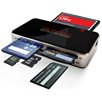 ABC Products All in One USB Multi Digital Camera Digital Camera / Mobile Phone Picture Memory Card Reader Writer