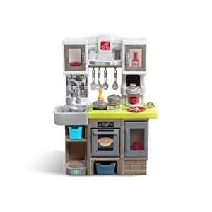 Step2 Contemporary Chef Kitchen Playset