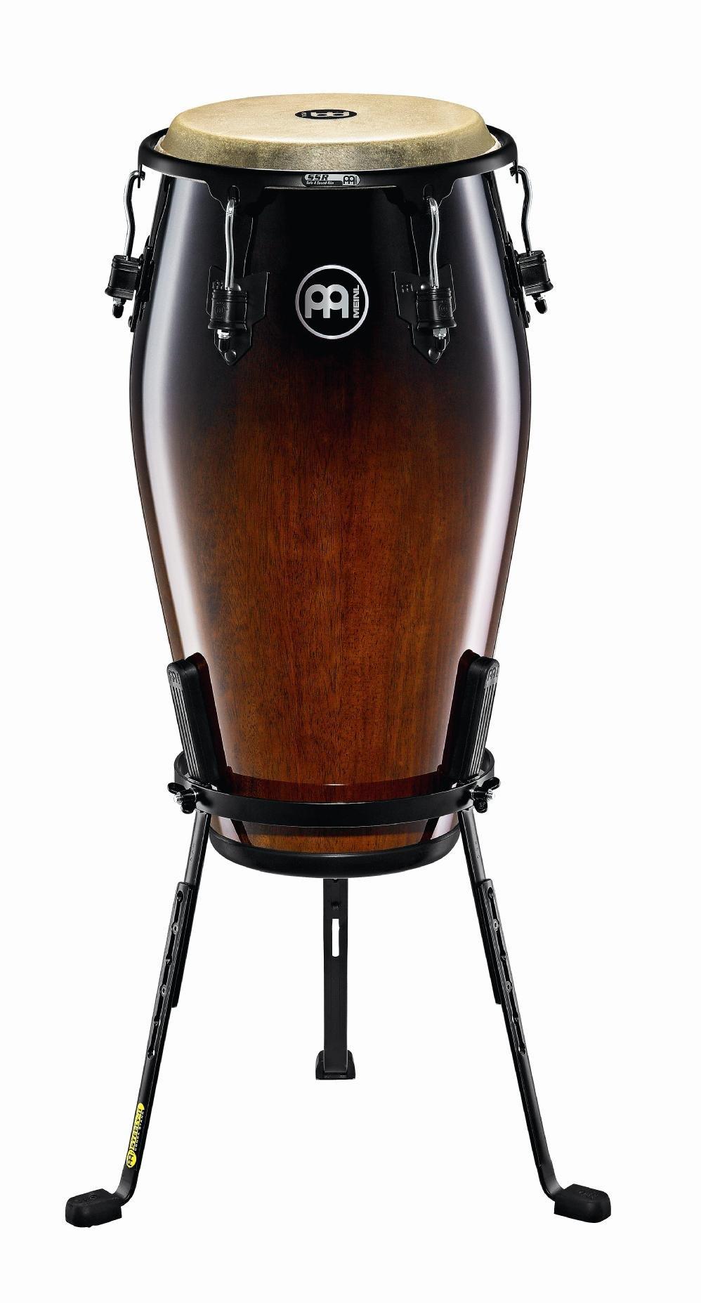 Meinl Percussion MCC1134CB Marathon Classic Designer Series 11 3/4-Inch Conga, Coffee Burst by Meinl Percussion