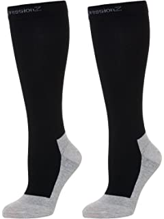 Compression Socks for Men + Women (20-30 mmHg) Best Athletic / Medical