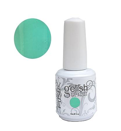 Amazon.com : Tiffany\'s Blue (Light Pestle Blue) Gel Nail Polish - Uv ...