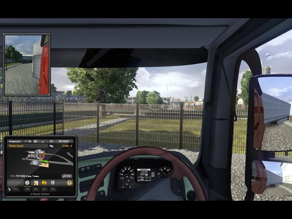 Euro Truck Simulator 2 PC game: Amazon in: Video Games