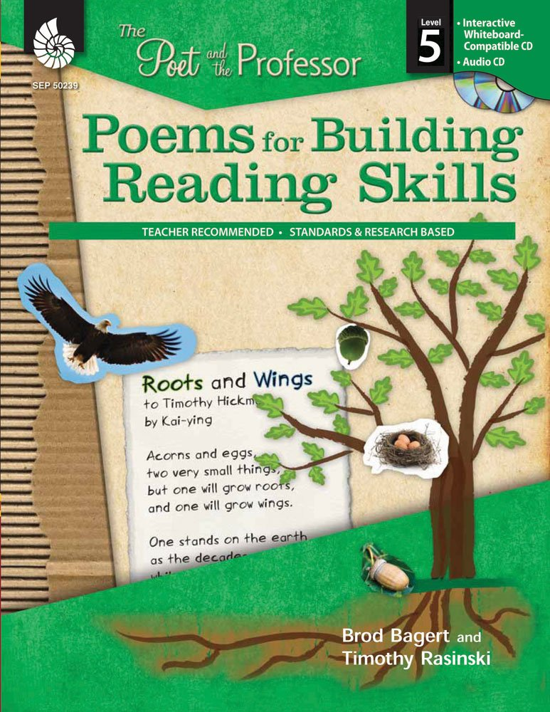 Amazon Poems For Building Reading Skills Level 5 The