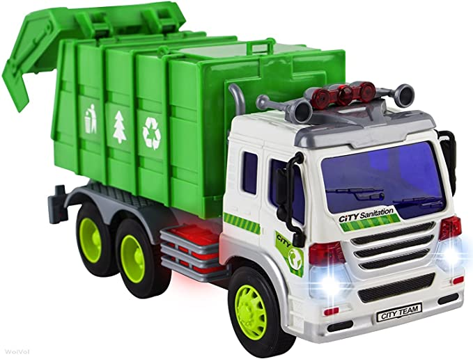 Image result for garbage truck