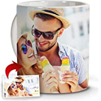 LolaPix Tazas Café Personalizadas con Foto. Regalos Personalizados
