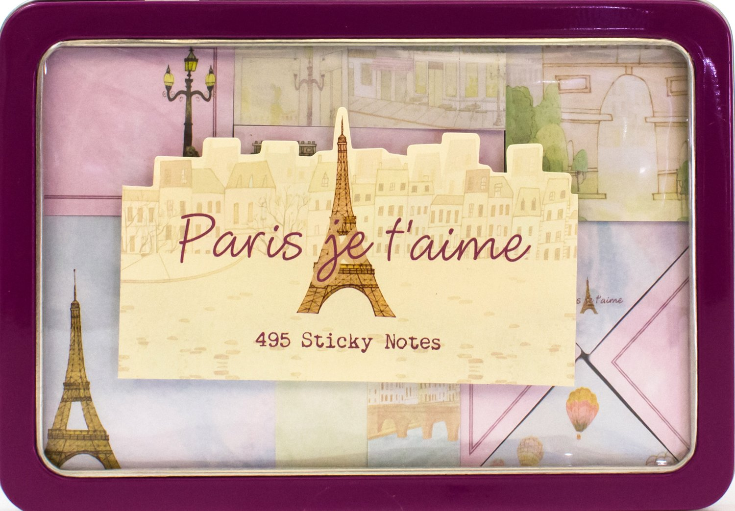 Download Paris: Sticky Note Tins (Life Canvas) ebook