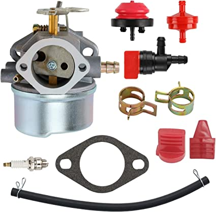Carburetor fits Tecumseh 8HP 9HP 10HP Snowblower 640349 640052 640054