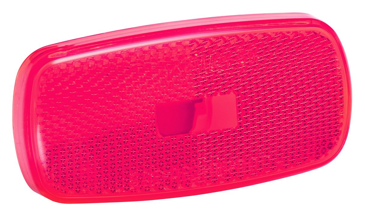 Bargman 34-59-010#59 Series Red Light Replacement Lens