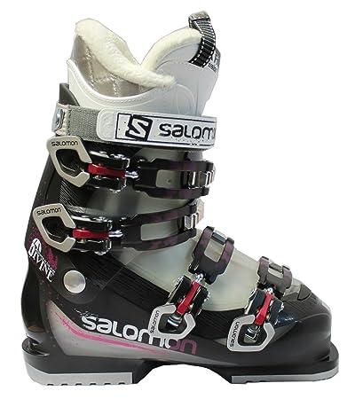 Salomon Damen Ski Schuh Skischuh Divine LX schwarz: Amazon
