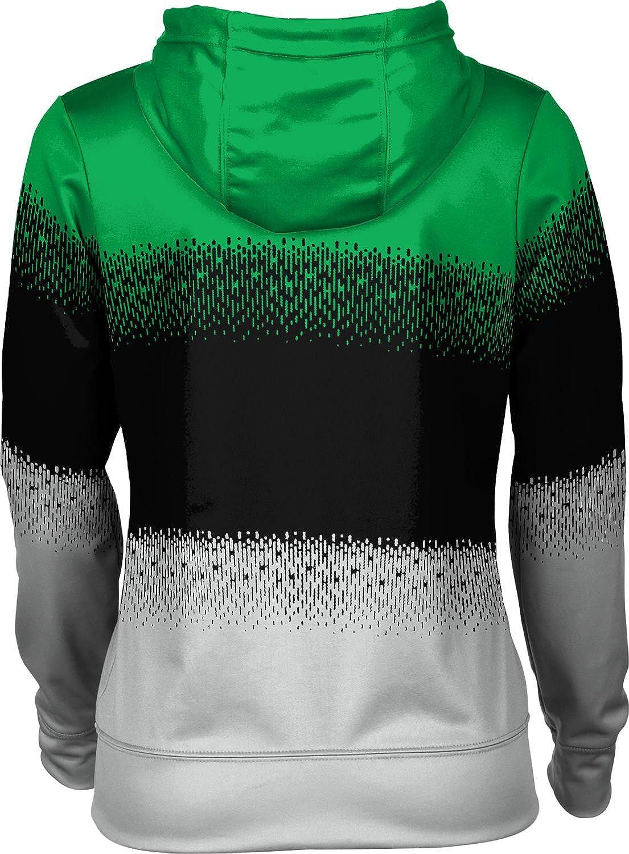 School Spirit Sweatshirt ProSphere Urbana University Girls Zipper Hoodie Heather