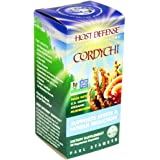 Host Defense - CordyChi Capsules, Mushroom Supports Stress & Fatigue Reduction, 60 Count (FFP)