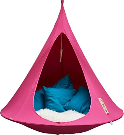 : Cacoon Single Hängezelt fuchsia