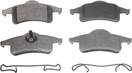 Wagner MX791 Disc Brake Pad-ThermoQuiet Rear