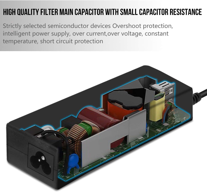 SiKER Cargador de bater/ía de Adaptador de CA de 65 W para Lenovo Thinkpad T430 T440 T440S T440P T450 T460 T460S T540P T560 E440 E450 E550 E560 G50 G50-45 G50-70 G50-80 Z50 Z50-70 Z50-75
