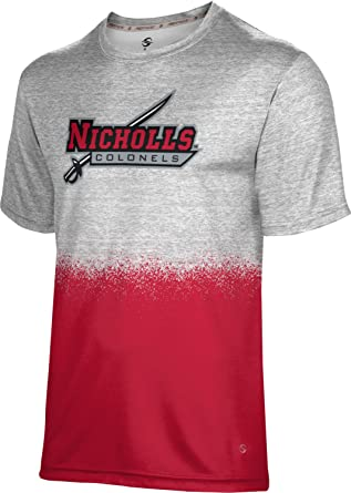 release date 0a035 f9f0b ProSphere Nicholls State University Men's T-Shirt - Spray ...