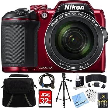 Amazon.com: Nikon COOLPIX B500 Cámara digital con zoom ...