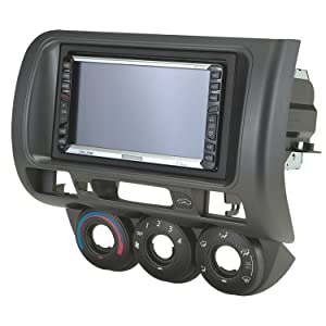 SCOSCHE HA1558B 2007-08 Honda Double DIN or DIN w/Pocket Install Dash Kit
