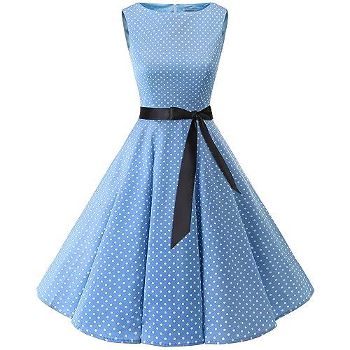 Plus Size Dresses 50s Style Amazon