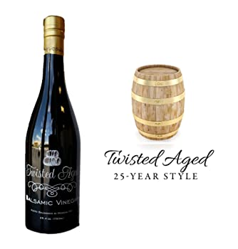 Twisted Aged Balsamic Vinegar