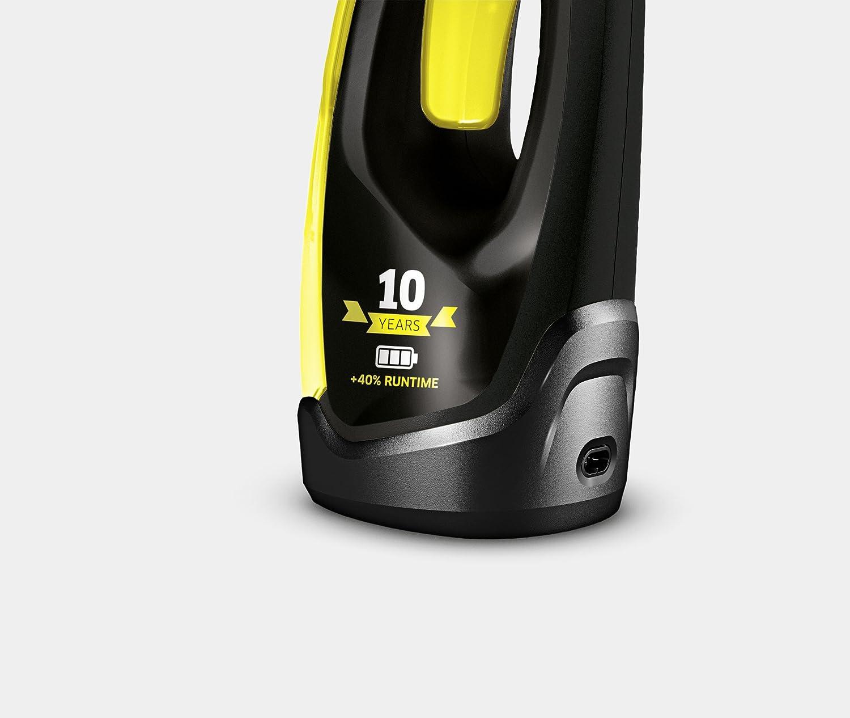 Karcher WV 2 Premium 10 Years Edition 1.633-426.0 Pulverizador WV2, 0 W, 1 Liter, 50 Decibeles, Negro/Amarillo: Amazon.es: Hogar