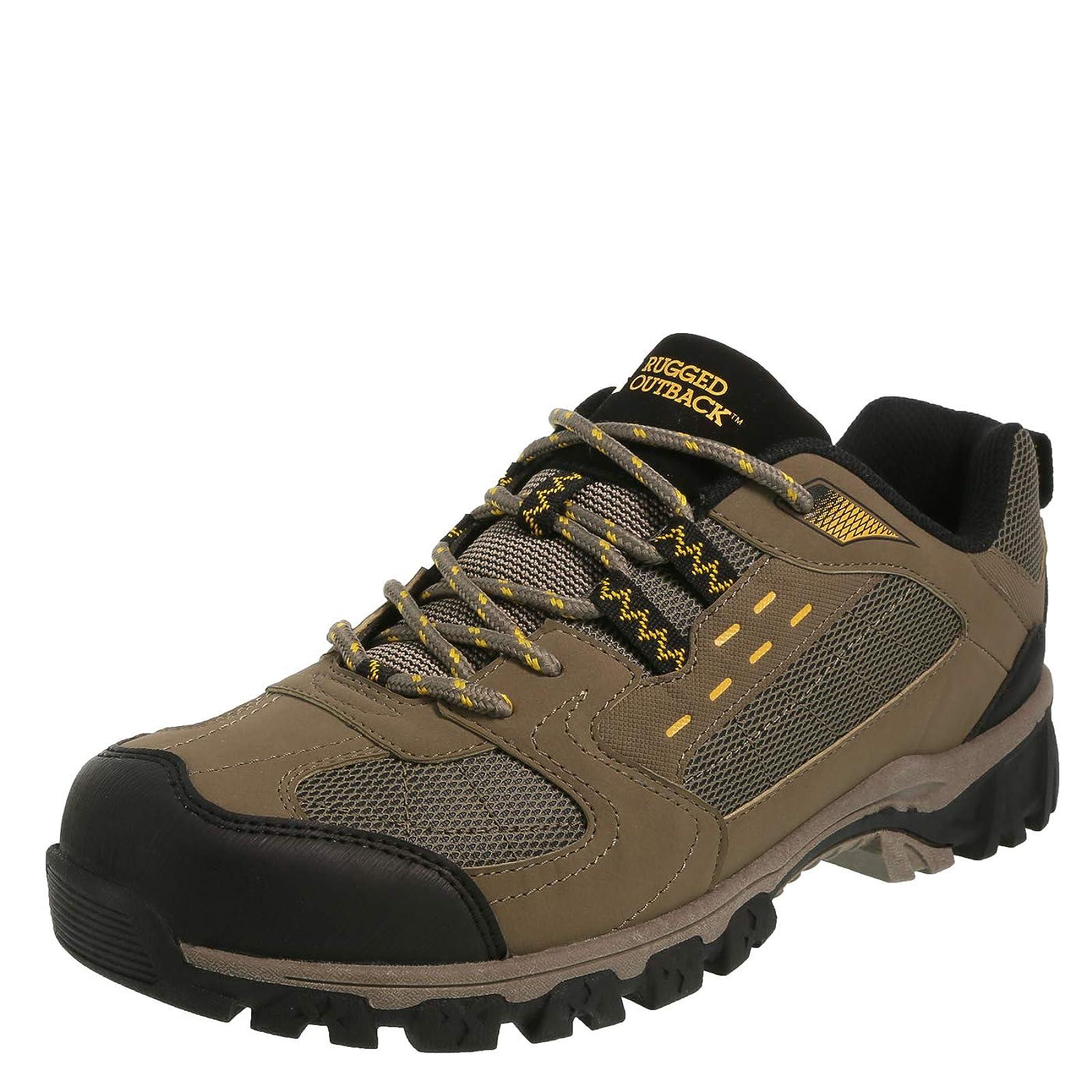 Rugged Outback Men's Dakota Hiker 9.5 B(M) US - 4