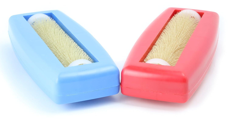 Acquisto 2 x Crumpy briciole spazzola a mano aspirapolvere AspiraBriciole Rapido di ricambio Prezzo offerta
