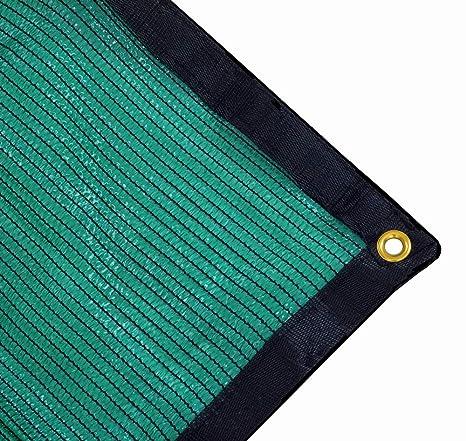 cosecha 70% verde bloqueador solar shade Cloth resistentes a los rayos UV, alta, lona de ...