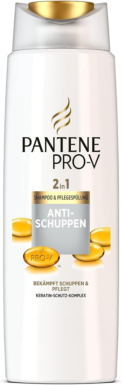 Pantene Pro-V 2in1 Champú y Acondicionador Anticaspa para todo tipo de cabello, 6-pack (6 x 300 ml): Amazon.es: Belleza