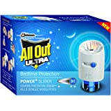 All Out Adjustable Liquid Electric with Power Slider (45ml, Clear)