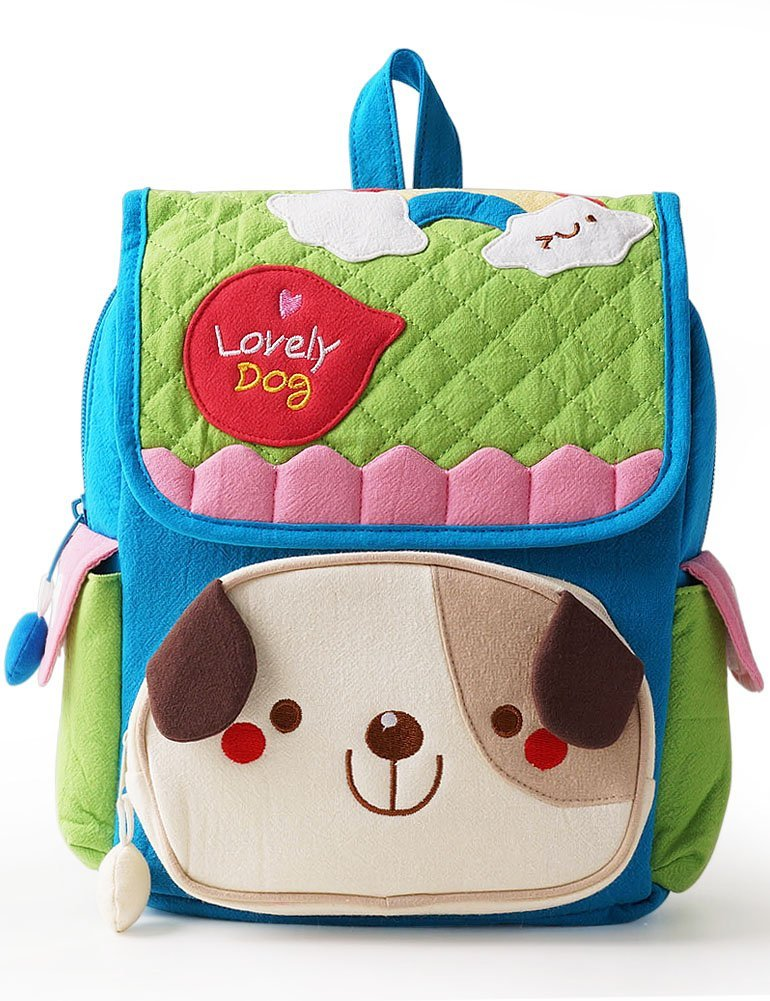 Baby Mate Toddler Safety Harness Backpack with Anti-Lost Leash Cotton Backpack Preschool Backpack Lunchbox for Boys Girls