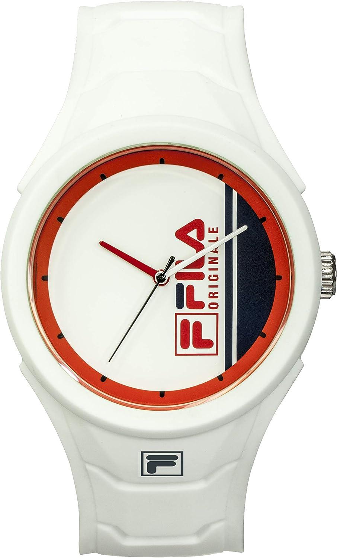 Fila - Originale - reloj Mens Analog Quartz Watch with Silicone Bracelet 38-311-002 71GTYxs2B3-LUL1500_