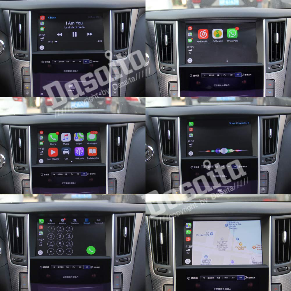 Amazon com: Dasaita USB Carplay Dongle for Car Android OS Navigation