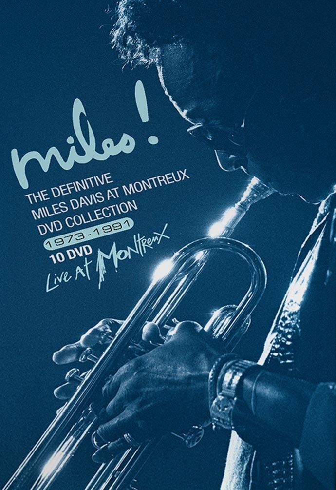Definitive Miles Davis at Montreux Dvd Collection 1973-1991[Import] B005ESRNGC